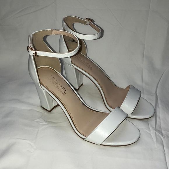 Michael Shannon Shoes   White 10 Wide